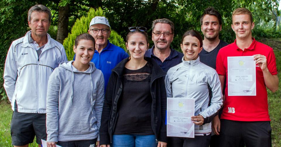 Vereinsmeisterschaften 2018 - Tennisclub Adelmannsfelden